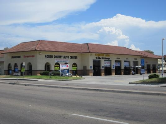 North San Diego County Auto Repair Shop For Sale
