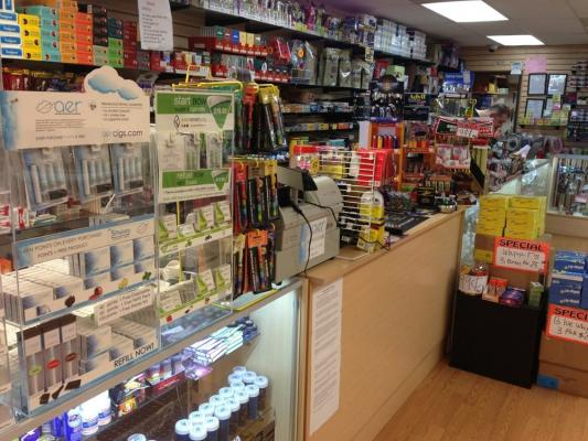 High Volume Smoke Cigar And Gift Shop Business For Sale