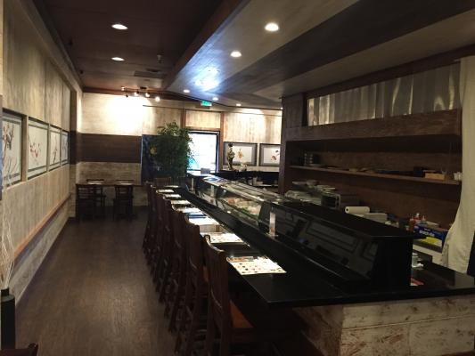 Sacramento Area Japanese Sushi Restaurant For Sale