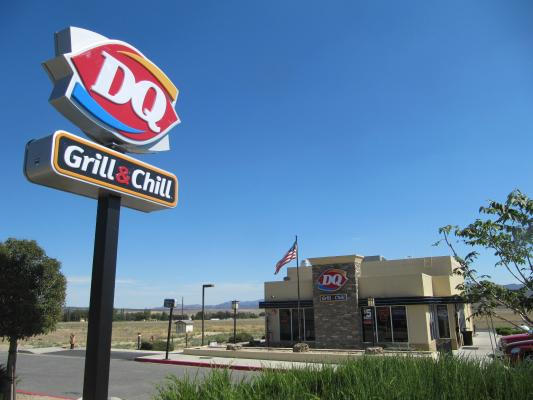 Dairy Queen Drive-Thru With Real Estate - Absentee Business For Sale