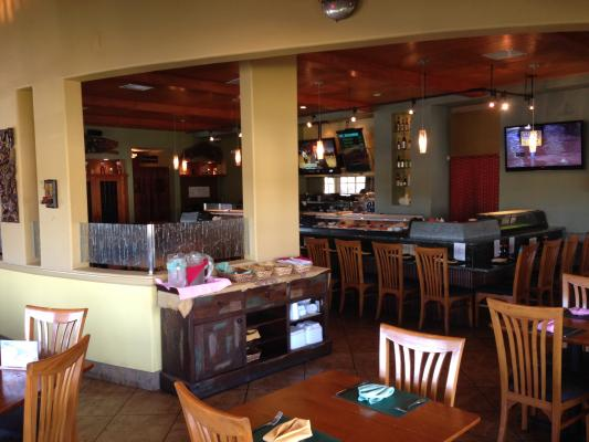 North County San Diego Restaurant With Sushi Bar - Great Location For Sale