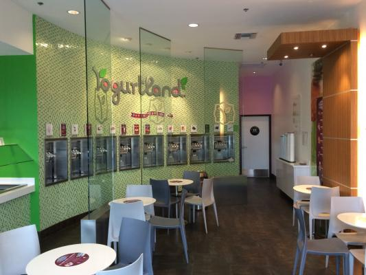 Alameda County  Yogurtland Franchise - Absentee Owner For Sale