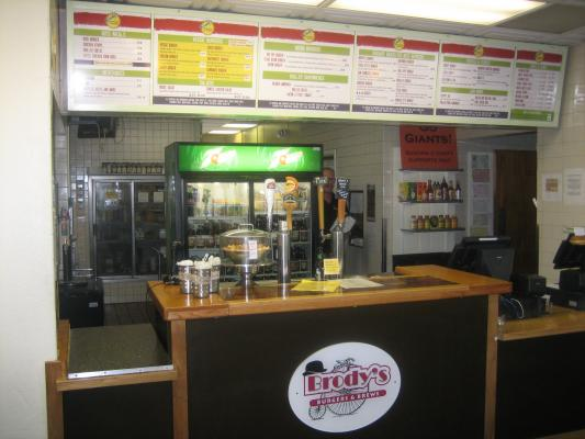 Burger And Brew Place With Drive Thru Business For Sale