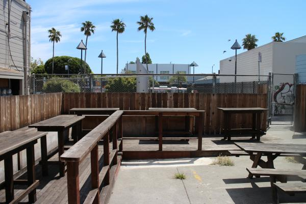 Pizza Restaurant With Beer Garden And Bocce Court Business For Sale