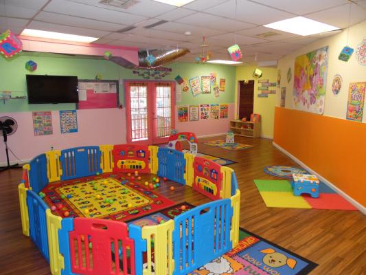Los Angeles County Area Day Care Pre-School Infant And Child Center For Sale