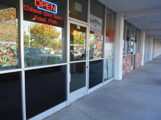 Tracy Fully Equipped Restaurant For Sale