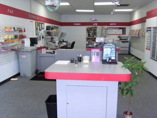 Pleasanton Mail Box Shipping Store - In Well Anchored Center For Sale