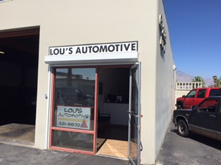 Cathedral City Automotive Repair Shop For Sale