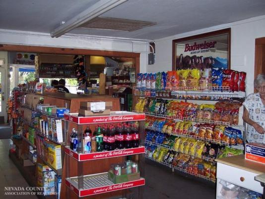 Grass Valley Convenience Store - Mom And Pop For Sale