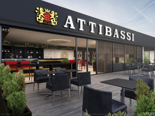 California Italian Coffee Shop - Franchise AttiBassi For Sale