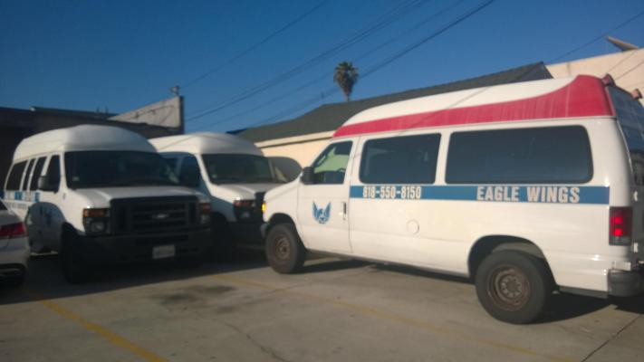 Los Angeles County Non-Emergency Medical Transportation Service For Sale