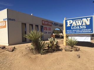Yucca Valley Pawn Shop For Sale