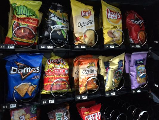 San Francisco Bay Area Vending Machine Route - 6 Business Locations For Sale