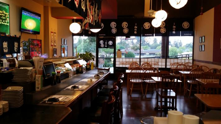 Rocklin Japanese Restaurant For Sale