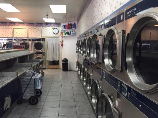Santa Ana Coin Laundry For Sale