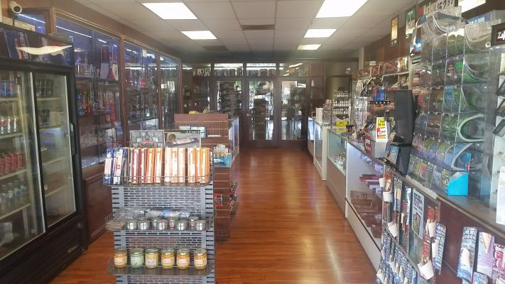 San Gabriel Valley Smoke Shop - In Major Center - Price Reduced For Sale