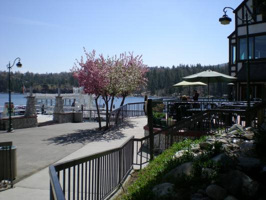 Lake Arrowhead Belgian Waffle Works Restaurant For Sale