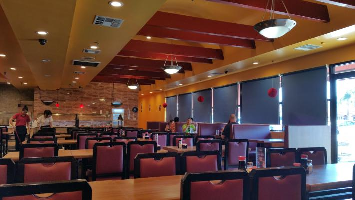 Los Angeles County Chinese Buffet Restaurant For Sale
