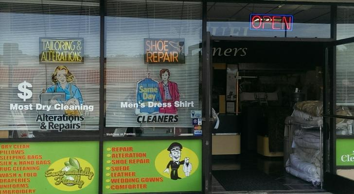 Laguna Niguel, Orange County Dry Cleaning Plant And Laundry For Sale