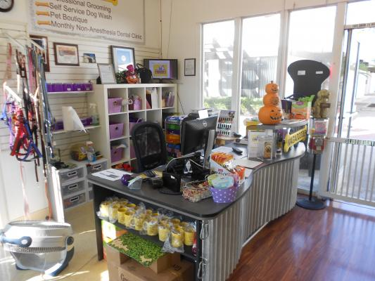 Pet Grooming And Supply Shop Business For Sale