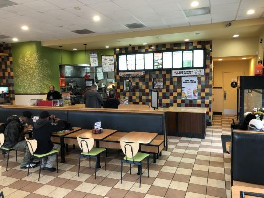 SF Bay Area Del Taco Franchise Restaurant - 2 Locations For Sale