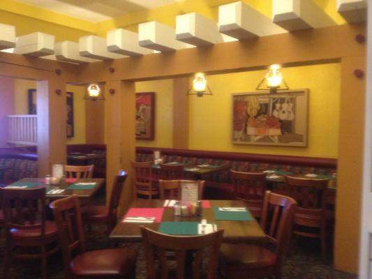 Freestanding Restaurant Full Bar Business For Sale