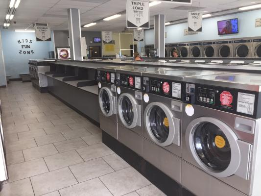 Norwalk Remodeled Card Laundromat For Sale