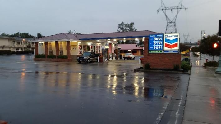 Gas Station, Convenience Store, With Real Estate Business For Sale
