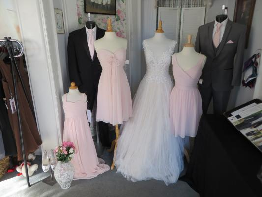 Santa Rosa, Sonoma County Bridal Shop For Sale