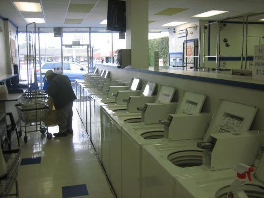 Laundromat - Attractive And Profitable Business For Sale