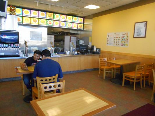 Sacramento Chinese Fast Food Restaurant For Sale