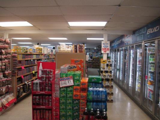 Grocery Market With Beer And Wine Business For Sale