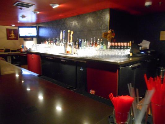 Restaurant And Bar With Real Estate Business For Sale