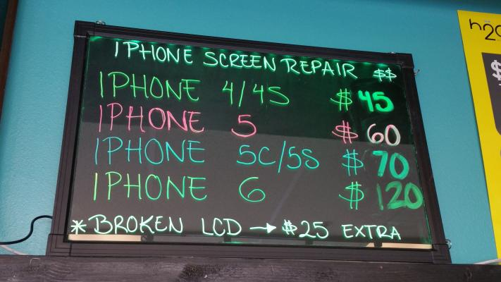 Los Angeles Wireless Mobile Phone Store For Sale