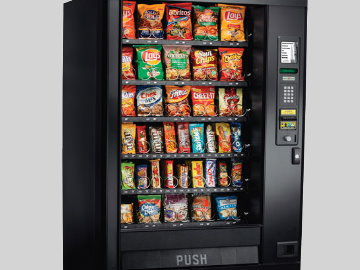 Orange County Vending Machines Route For Sale