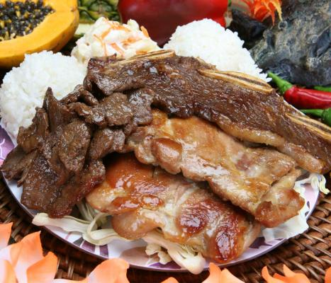 Brea, Orange County Area Hawaiian BBQ Restaurant - Absentee Run For Sale