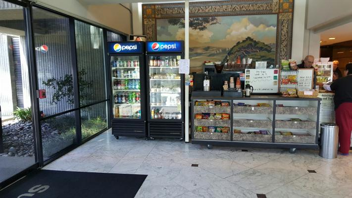 Contra Costa County Coffee And Concession Stand For Sale