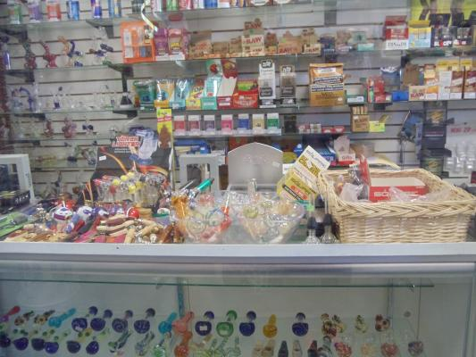 Gifts And Tobacco Shop Business For Sale