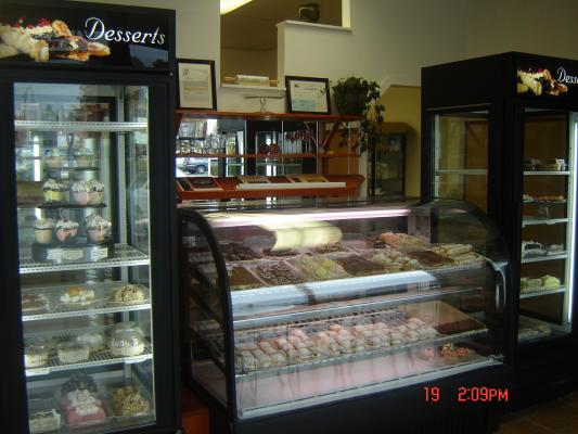 Modesto Area, Central Valley Dessert Bakery Pastries Cakes Sandwiches Shop For Sale