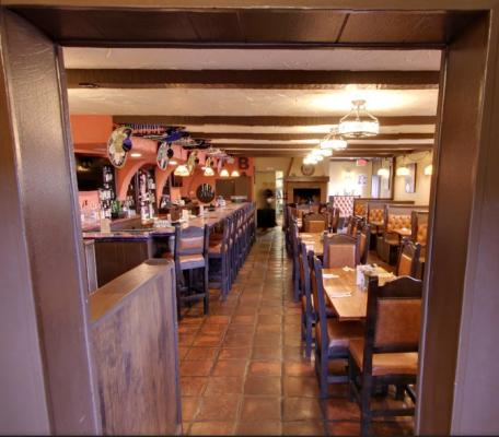 Southern Santa Barbara County La Hacienda Bar Restaurant For Sale