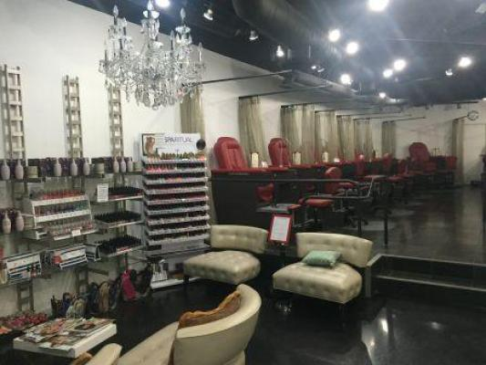 San Fernando Valley High End Nail Salon - Waxing For Sale