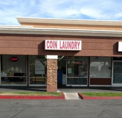 Riverside Coin Laundry - Near College Campuses For Sale