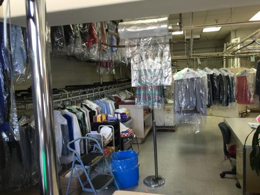 Alameda County Dry Cleaning-Full Plant-Green Cleaners For Sale