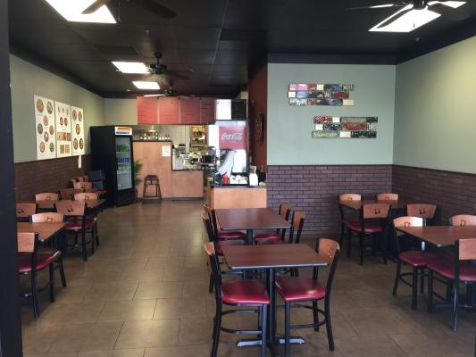 Clovis, Fresno County Mediterranean Casual Dining Restaurant For Sale