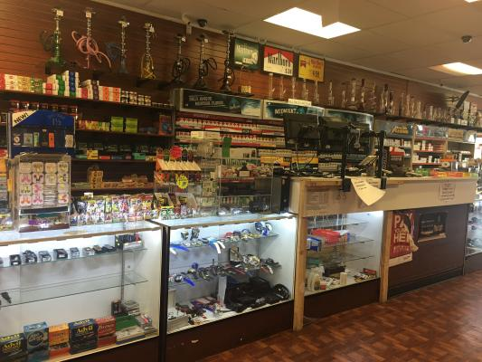 Smoke And Vape Shop Mailbox Shipping Pymt Center Business For Sale