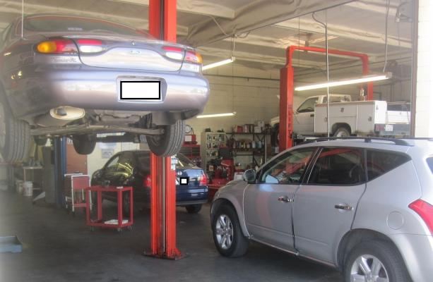 Los Angeles County Auto Repair Shop For Sale