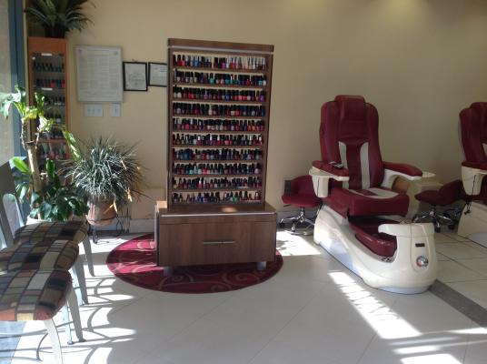 La Verne, LA County Nail Salon Service - Well Established - Full Svc For Sale