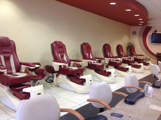 Nail Salon Service - Well Established - Full Svc Business For Sale