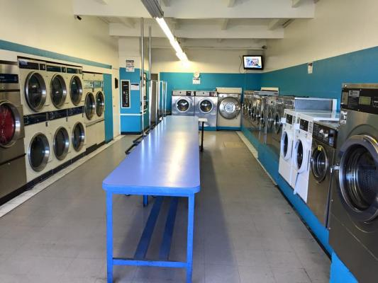 San Jose, SF Bay Area Coin Operated Laundromat For Sale