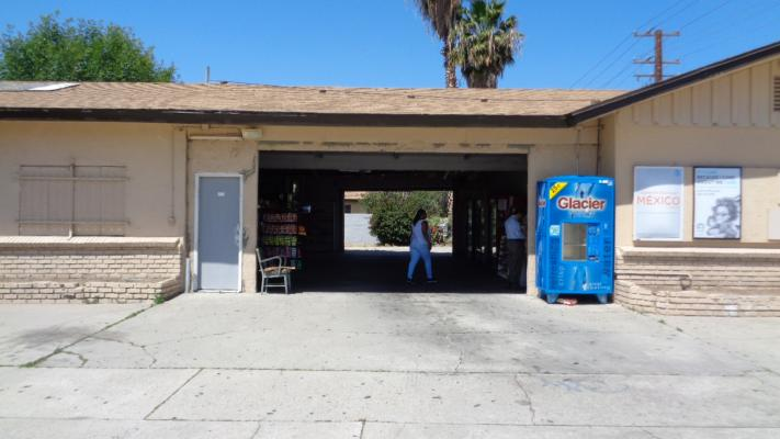 San Bernardino Drive-In Beer And Wine Market With Property For Sale